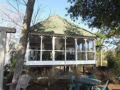 Fully equipped River Club House on the Lockwood Folly River within Winding River Plantation